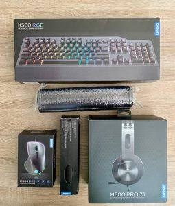 Lenovo Gaming Accessories
